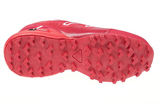 gibra - Zapatillas de running de sintético/textil para hombre Rojo
