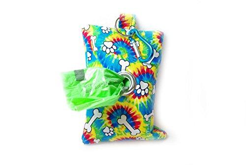 Tie Dye - Dog Poop Bag Holder