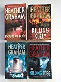 heather graham 4 books picture me dead killing kelly the seance the killing edge