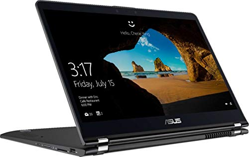"""Price comparison product image 2019 ASUS Q525UA 15.6"""" FHD Touchscreen 2-in-1 Laptop Computer,  8th Gen Intel Quad-Core i7-8550U up to 4.0GHz,  24GB DDR4 RAM,  2TB HDD,  802.11ac WiFi,  Bluetooth 4.1,  USB-C 3.1,  HDMI,  Windows 10 Home"""