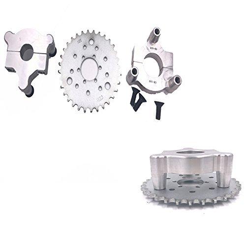 CDH Multifunktional High Performance 32/Z/ähne Ritzel/ /Gas Engine Motor Motorisierte Fahrrad