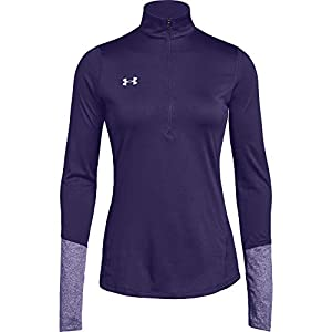 Under Armour Women's Locker 1/2 Zip T-Shirt