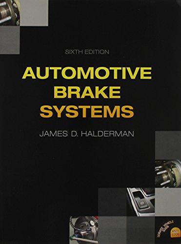 Automotive Brake Systems &  NATEF Correlated Job Sheets for Automotive Brake Systems Package