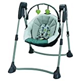 Best Baby Swings - Graco Swing by Me Compact Baby Swing (Boden) Review
