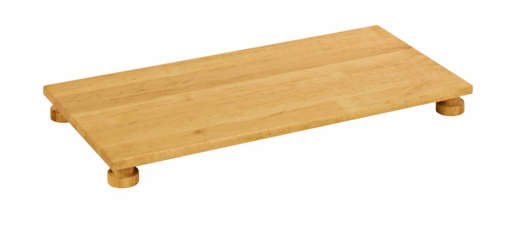 BioKinder 22217 Laura Regalsockel aus Massivholz Erle 40 x 80 cm