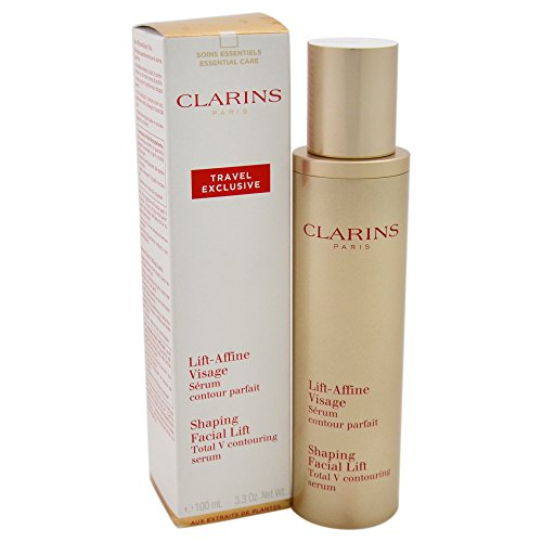 Facial Contouring Serum (Clarins Women's Shaping Facial Lift Total V Contouring Serum, 3.3 Ounce)