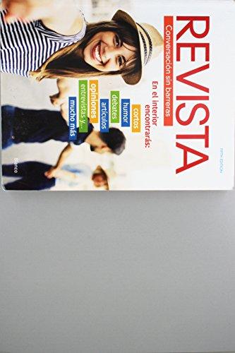 Revista: ConversacioÌn sin barreras, 5th Edition