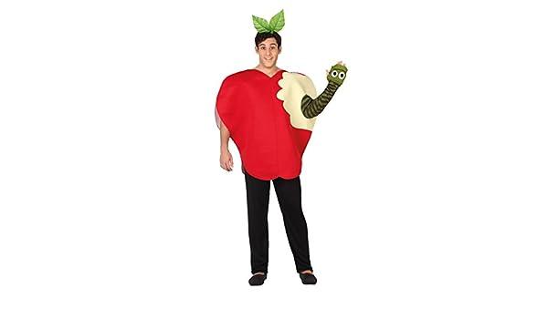 Atosa 26686 - manzana, Hombres traje, tamaño 50/52, rojo/verde ...