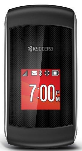 Kyocera Kona Black Virgin Mobile