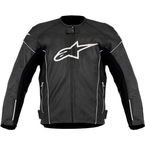 Alpinestars TZ-1 Reload Jacket - - Tz1 Jacket Leather Alpinestars