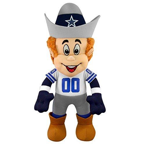 Cowboys Plush - Bleacher Creatures NFL Dallas Cowboys Rowdy 10-inch Plush Figure