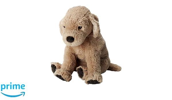 Ikea 4260179707728 de peluche gosig Golden Peluche Cachorro, muy agradable - lavable - sicherheitsgetestet, 40 cm grande: Amazon.es: Juguetes y juegos