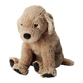 Ikea 4260179707728 de peluche gosig Golden Peluche Cachorro, muy agradable – lavable – sicherheitsgetestet,