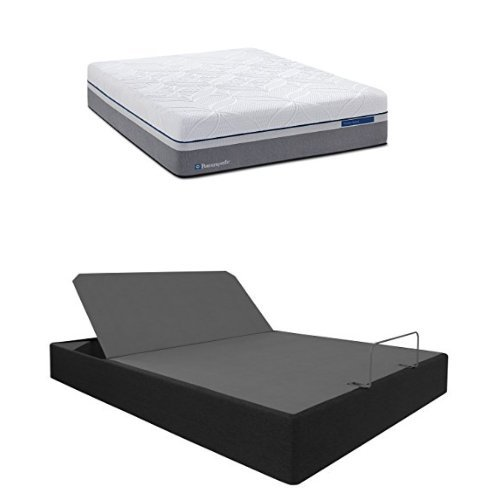 Sealy Posturepedic Hybrid Copper Cushion Firm Mattress, King