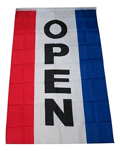 Vertical Flag Banner - 3