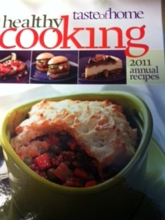 Taste of Home Healthy Cooking 2011 Annual Recipes PDF