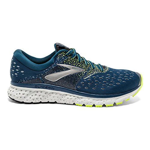 Running Hombre Brooks 16 Para Blue Glycerin nightlife Zapatillas black De rIwIxfUqY