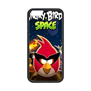 Angry Birds iPhone 6 Plus 5.5 Inch Cell Phone Case Black cbm