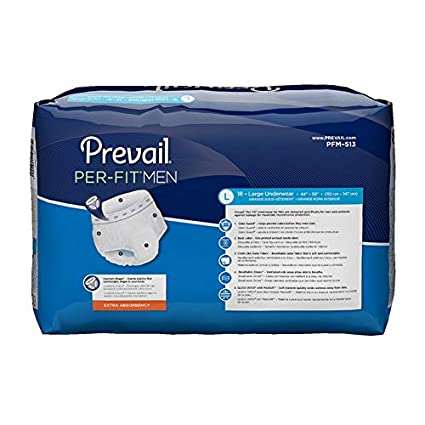 d868355e1b5 Amazon.com  Prevail per-FIT Protective Underwear for Men
