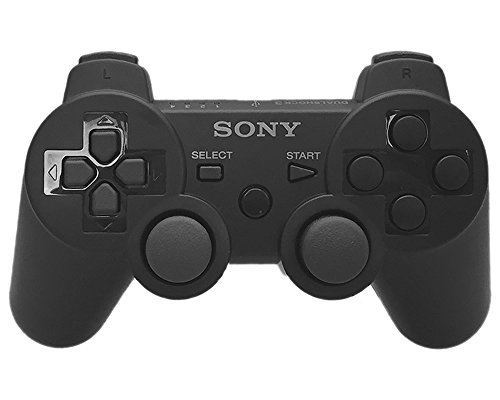 PS3 Playstation 3 Blackout Modded Controller (Rapid Fire) COD Black Ops 2 Quick Reload, Jitter, Drop Shot, Auto Aim Zombies (Auto Aim Ps3 Controller compare prices)
