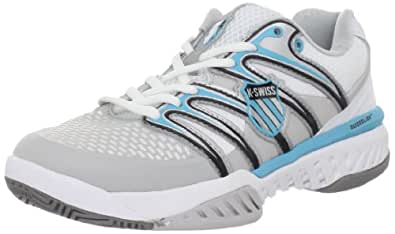 K-Swiss Bigshot-W - Zapatillas para mujer, color blanco, talla 37