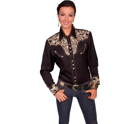 9db15a67 Top 10 wholesale Scully Embroidered Western Shirts - Chinabrands.com