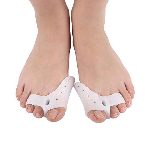 Big Toe Splits Sebs Soft Pad Big Feet Thumb Lug Orthodontics Three Holes Dividers Toes LPWORD