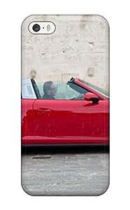 Hard Plastic Iphone 5/5s Case Back Cover,hot 2014 Porsche 911 Sport Car Case At Perfect Diy by icecream design