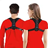 Comezy Back Posture Corrector for Women & Men -...