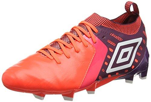 Winter Football Red Hg Medusæ White Men's Bloom Elite Fiery Ii Umbro Coral Boots 0xXwAq8qn