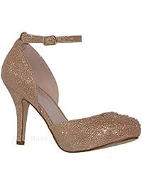 eca7149f71e Gold Women's Pumps & Heels | Amazon.com