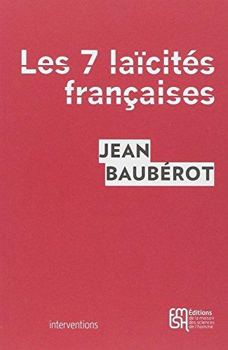 Les Sept Laicites Francaises