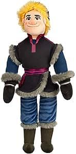 Disney Store Kristoff Plush Doll - Frozen - Medium - 21''
