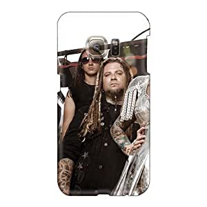 Samsung Galaxy S6 Czi16839lzyZ Customized Stylish In This Moment Band Pattern Shock Absorption Cell-phone Hard Covers -MarieFrancePitre