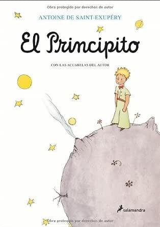 El Principito (Antoine de Saint-Exupéry) eBook: de Saint-Exupery ...