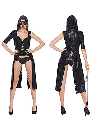 hooded dress costume - 5