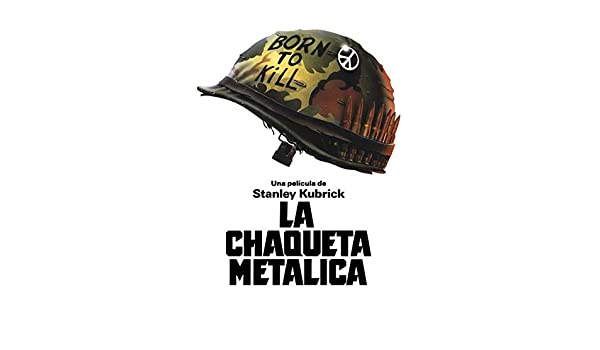 Amazon.com: Full Metal Jacket (Spanish)  POSTER (27