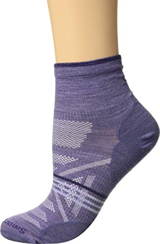 Smartwool Women's PhD Outdoor Ultra Light Mini Lavender Medium ()