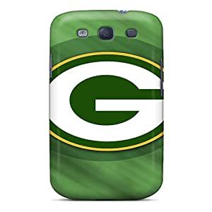 Special Design Back Green Bay Packers Phone Cases Covers For Galaxy S3