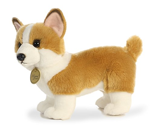 - Aurora 26273 World Miyoni Corgi Plush