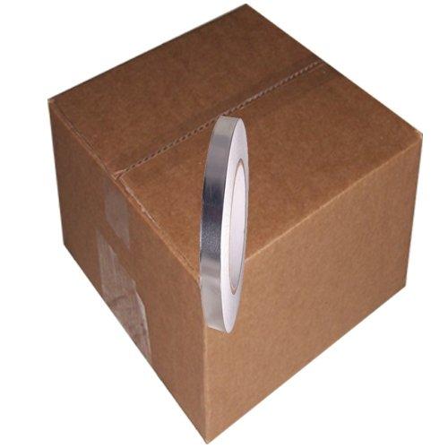 Aluminum Foil Tape with liner AF-20R (1/2'' (96 Roll/case))