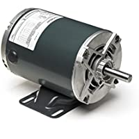 Marathon 143TTDR6313 General Purpose Motor, 3 Phase, Open Drip Proof, Rigid Base, Ball Bearing, 1-1/2 hp, 3600 rpm, 1 Speed, 208-230/460 VAC, 143T Frame