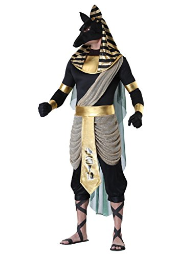 Anubis Men's Costume Medium