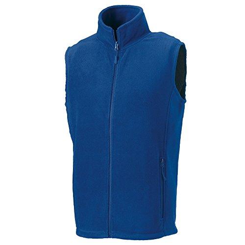 Royal Outdoor Gilet Russell Bright Jackets Fleece qnwXBxZYAW