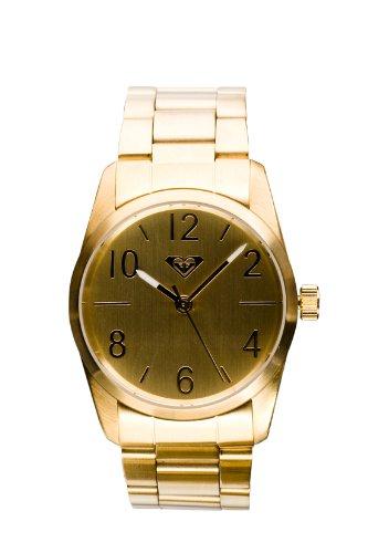 Roxy W227BFAGLD - Reloj para mujeres, correa de acero color dorado: Roxy: Amazon.es: Relojes