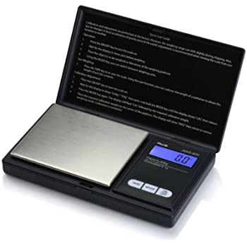 41jRR6dsBiL._SL500_AC_SS350_ amazon com american weigh scale aws 100 digital pocket scale  at suagrazia.org