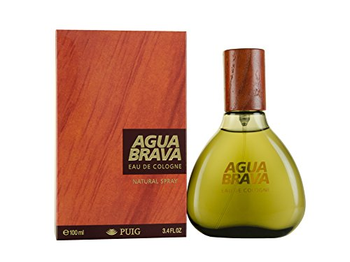 AGUA BRAVA by Antonio Puig Cologne 3.4 oz for Men