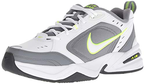 Nike Men's Air Monarch IV Cross Trainer, White-Cool Grey-Anthracite, 6.5 Regular US by Nike (Image #1)