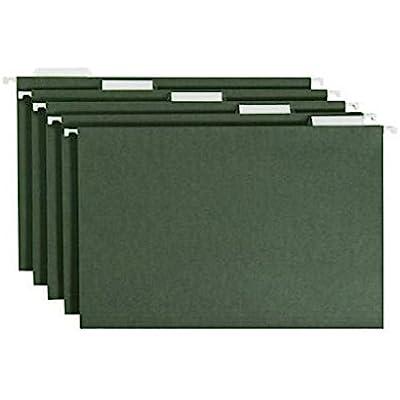 smead-hanging-file-folders-green