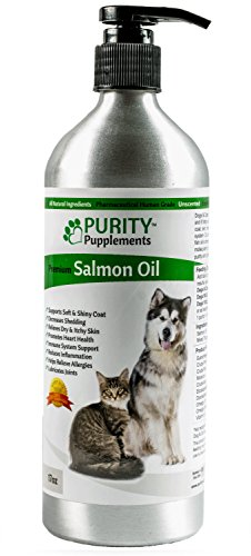 Pure Salmon Oil Dogs Cats product image